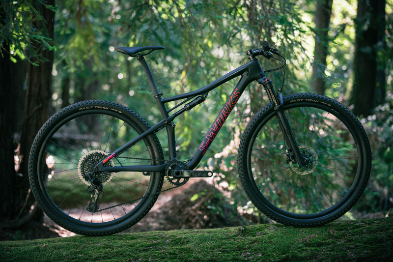 Teh 2018 Epic S Works SRAM XX1 Retails For $8,350. Noteworthy Frame Details
