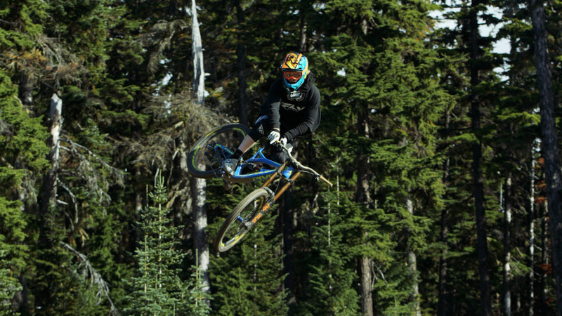 8ce43450db5 Bikes, Gear Reviews / Just Another Whistler Edit with Bernard Kerr ...