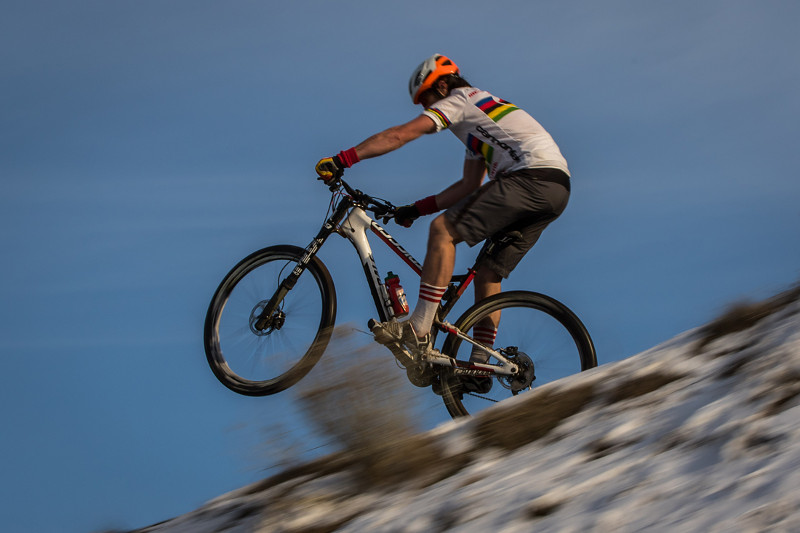Bikes, Gear Reviews / Tested: Cannondale Trigger 29 Carbon 2