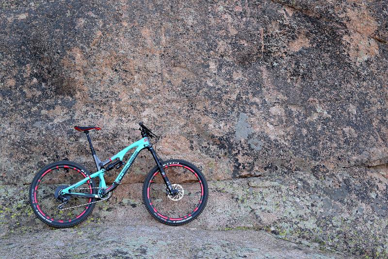 6bb4da9db0f Features / First Impressions: Intense Recluse Elite « Mountain Flyer ...
