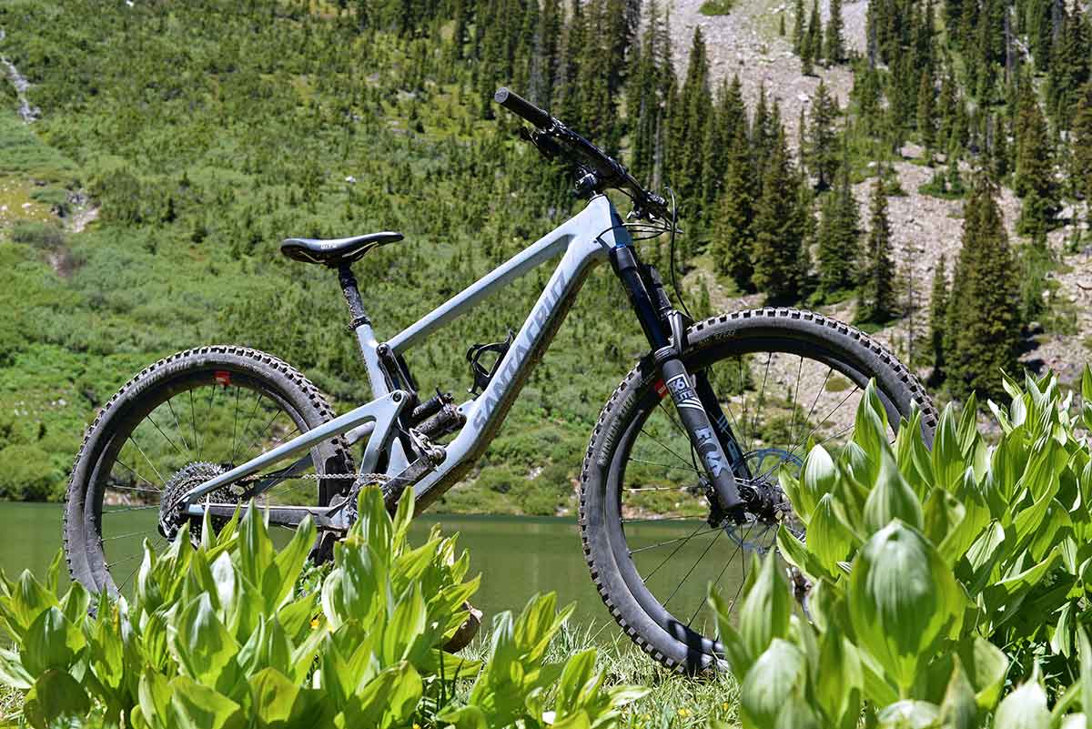 407e856c2fc First Impressions: 2019 Santa Cruz Bronson and 5010 · Mountain Flyer Staff  Comments | Category: Bikes ...