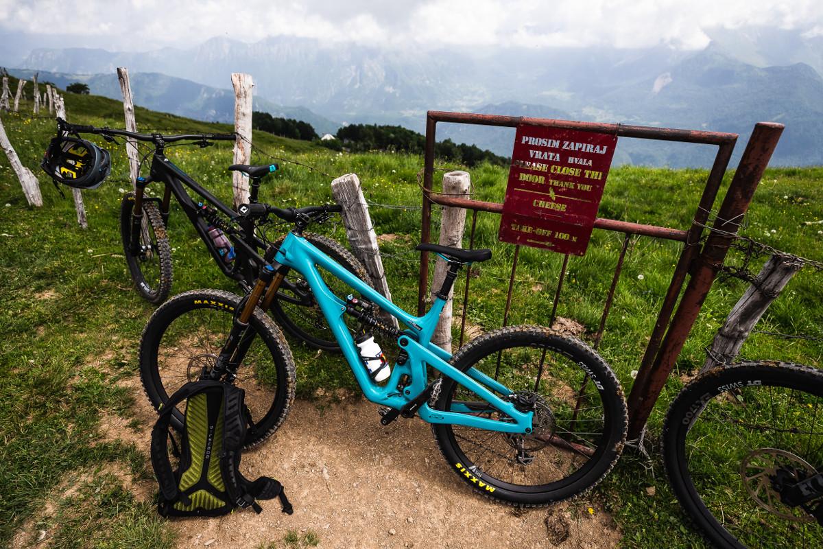First Ride: Yeti SB165 « Mountain Flyer Magazine