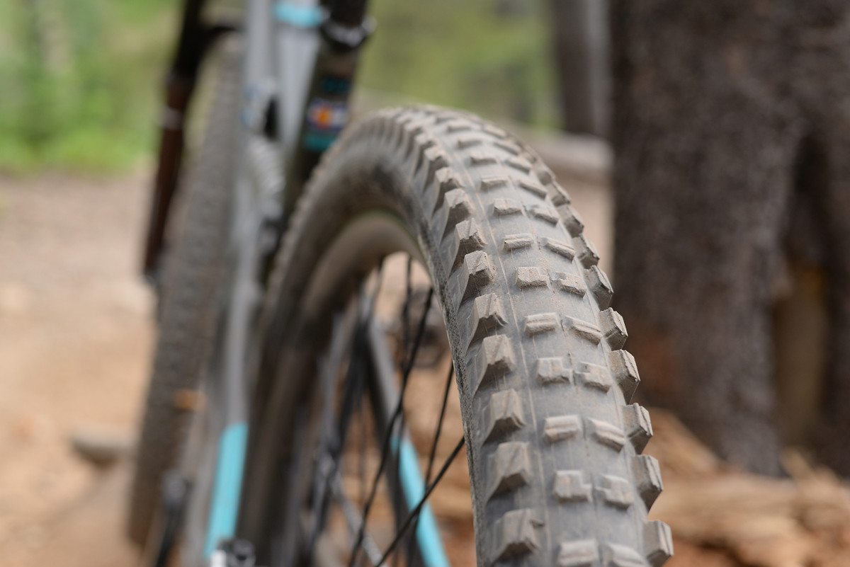 Tested: e*thirteen TRS Tires « Mountain Flyer Magazine