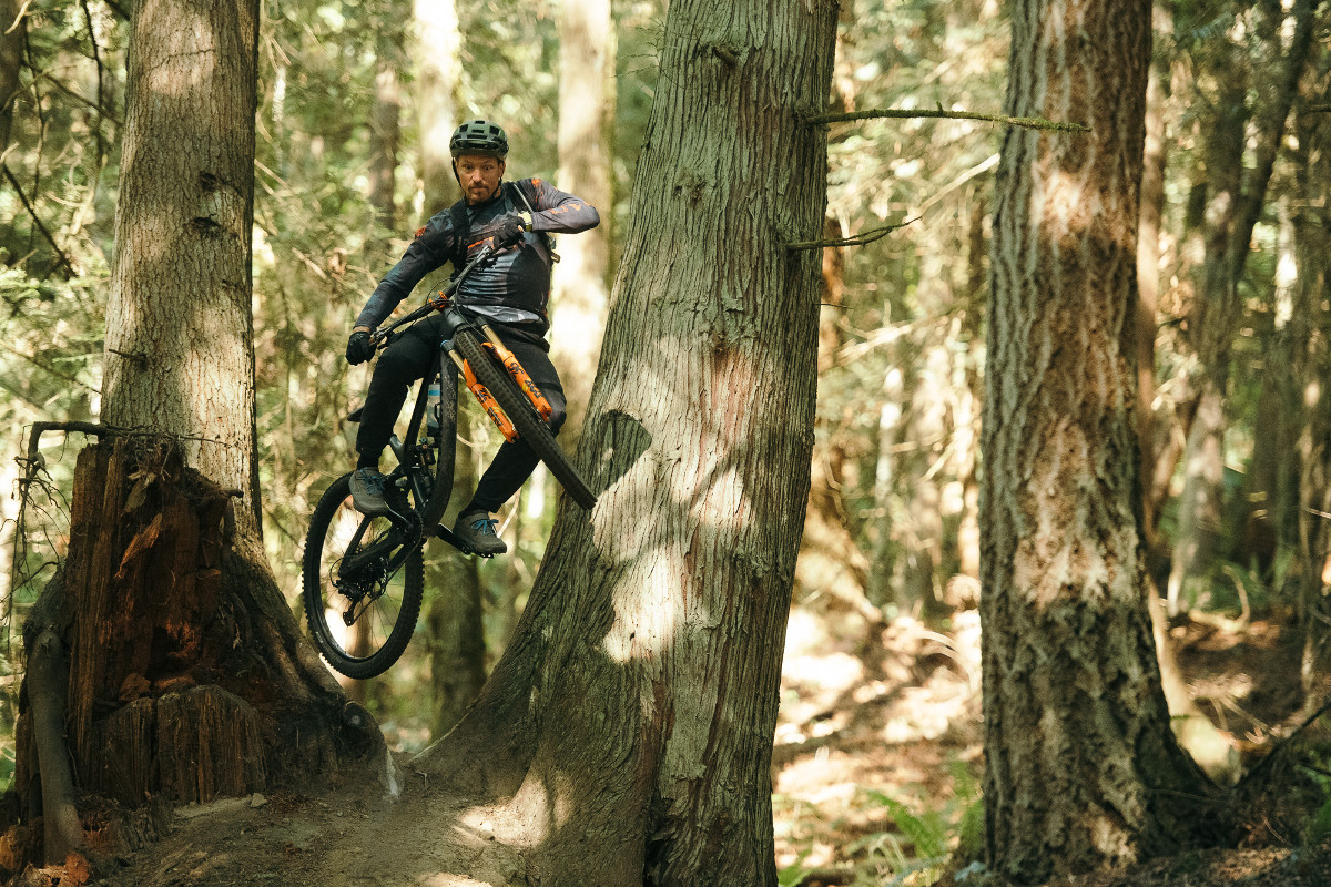 396bdc12ad5 ... Mountain Flyer spent two days riding the new XT group in Bellingham,  Washington. It would be difficult to find a better testing ground, ...