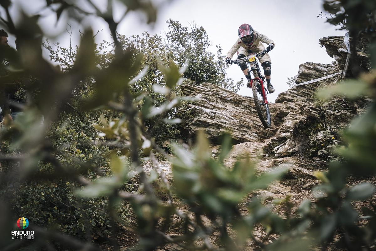 2018 Enduro World Series Montagnes du Caroux Day 2 « Mountain Flyer