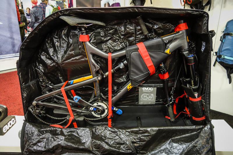 Evoc Bike Travel Bag Pro Outdoor Retailer January 27 2017 0 Comments