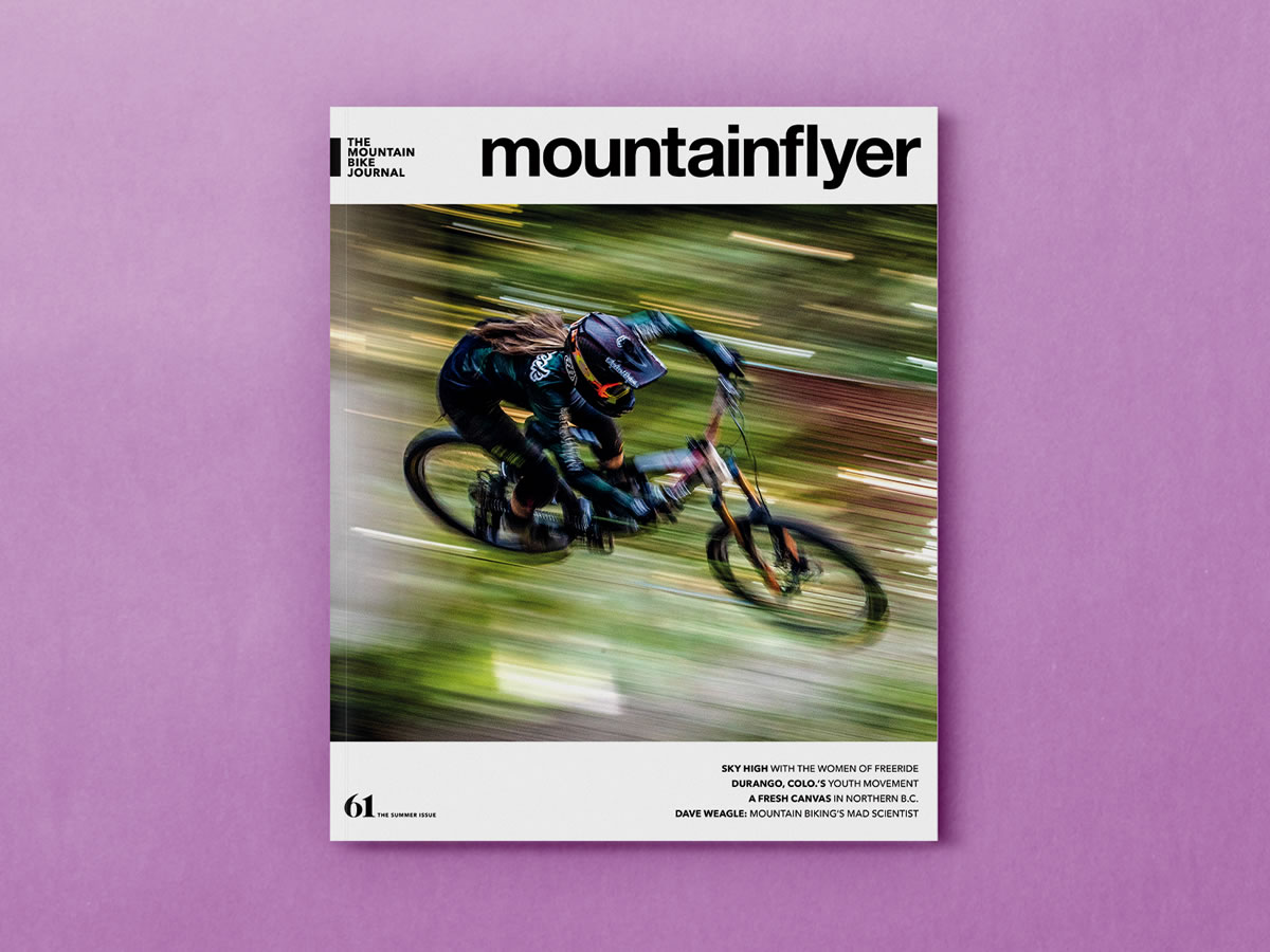 69b654dc084 Subscribe to Mountain Flyer   The Mountain Bike Journal Magazine « Mountain  Flyer Magazine