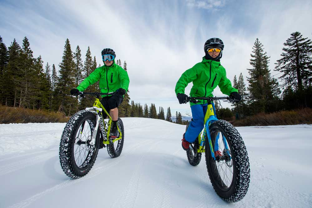 rounding out the kids arsenal specialized fatboy junior mountain